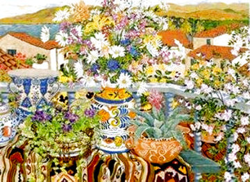 Vista Del Mar 1988 Limited Edition Print - John Powell