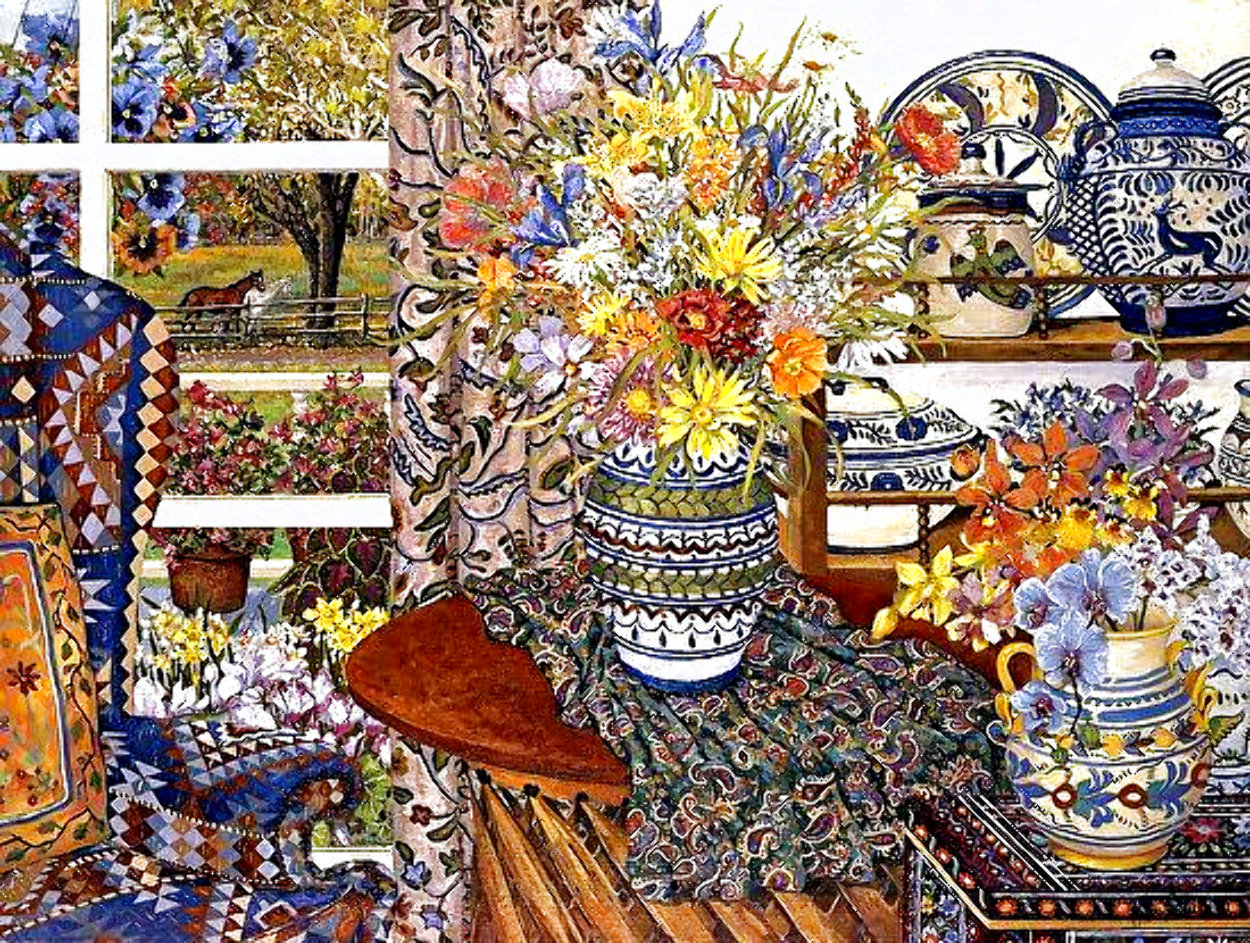 My Favorite Things 1989 Limited Edition Print by John Powell