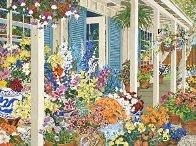 Jolain's Flowers 1991 Limited Edition Print by John Powell - 0