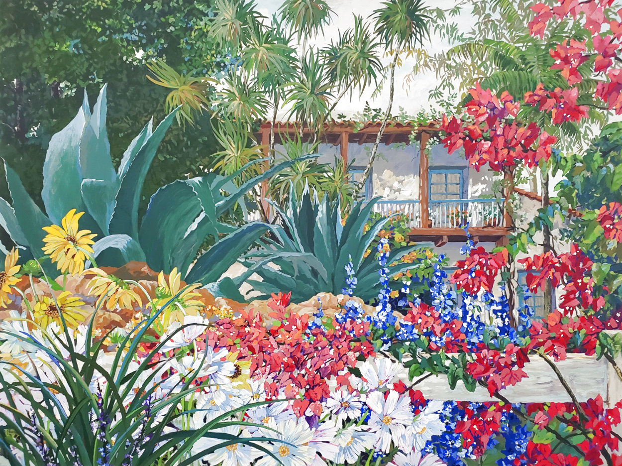 My Hideaway 1993 Limited Edition Print by John Powell