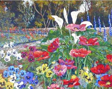 Paradise Park 1993 Limited Edition Print - John Powell