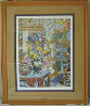 Painted Chest 1989 Limited Edition Print by John Powell - 1
