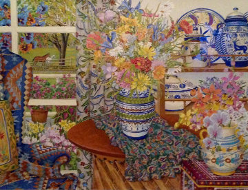 My Favorite Things 1990 Limited Edition Print - John Powell