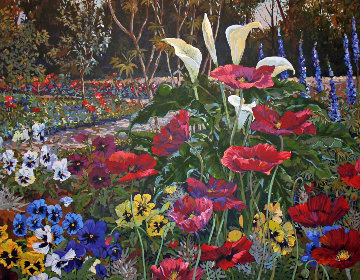 Paradise Park 1993 Limited Edition Print by John Powell