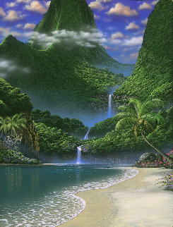 Fantasy Island 1998 Limited Edition Print - Steven Power
