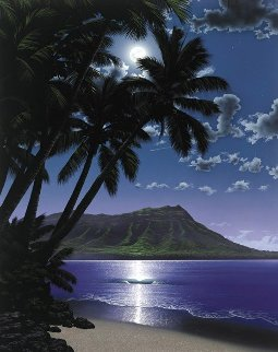 Diamond Head Dream 2001 Limited Edition Print - Steven Power