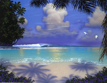 Magic Island 2003 Limited Edition Print by Steven Power