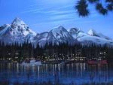 Sitka 2007 (Alaska) Limited Edition Print by Steven Power