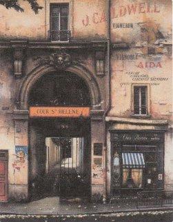 Aida 1998 Limited Edition Print by Thomas Pradzynski