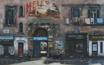 Napoli 1995 Limited Edition Print by Thomas Pradzynski