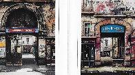 Passages De Paris Suite of 2 1997 Limited Edition Print by Thomas Pradzynski - 2