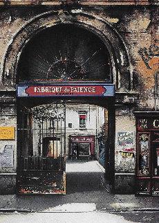 Passages De Paris Suite of 2 1997 Limited Edition Print by Thomas Pradzynski