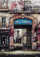 Passages De Paris Suite of 2 1997 Limited Edition Print by Thomas Pradzynski - 1