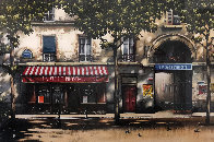 La Vielle Provence 1996 Limited Edition Print by Thomas Pradzynski - 0