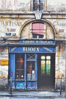 Suite Du Claire De Lune 2000 Set of 3  Limited Edition Print - Thomas Pradzynski