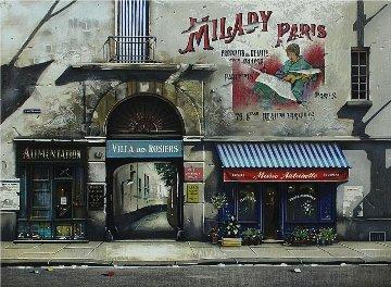Villa Des Rosiers 1996 Limited Edition Print - Thomas Pradzynski