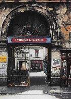 Fabrique De Faience And Villa Rimbaud: Passages De Paris, Suite of 2 AP 1997  Limited Edition Print by Thomas Pradzynski - 0