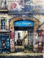 Fabrique De Faience And Villa Rimbaud: Passages De Paris, Suite of 2 AP 1997  Limited Edition Print by Thomas Pradzynski - 4