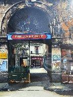 Fabrique De Faience And Villa Rimbaud: Passages De Paris, Suite of 2 AP 1997  Limited Edition Print by Thomas Pradzynski - 5