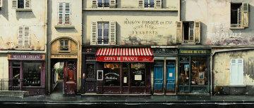 Caves De France AP Limited Edition Print - Thomas Pradzynski