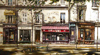 Cafe De Paris 1993 Deluxe Limited Edition Print by Thomas Pradzynski - 0