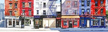 New York Sunday  33x77 Huge Limited Edition Print - Thomas Pradzynski