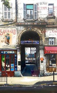 Passage Du Cherche Midi AP Super Huge Limited Edition Print - Thomas Pradzynski