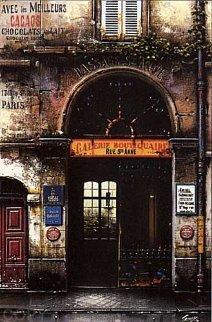 Du Clair De Lune Suite of 3 2000 Limited Edition Print by Thomas Pradzynski