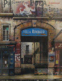 Villa Rimbaud 1997 Limited Edition Print by Thomas Pradzynski