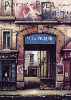 Villa Rimbaud 1997 Limited Edition Print by Thomas Pradzynski