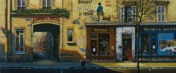 Fabrique De Jouets And Villa D'anvers, Suite of 2  Limited Edition Print by Thomas Pradzynski