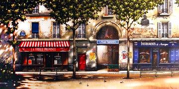 La Vieille Provence 1996 Huge  34x59 Limited Edition Print - Thomas Pradzynski