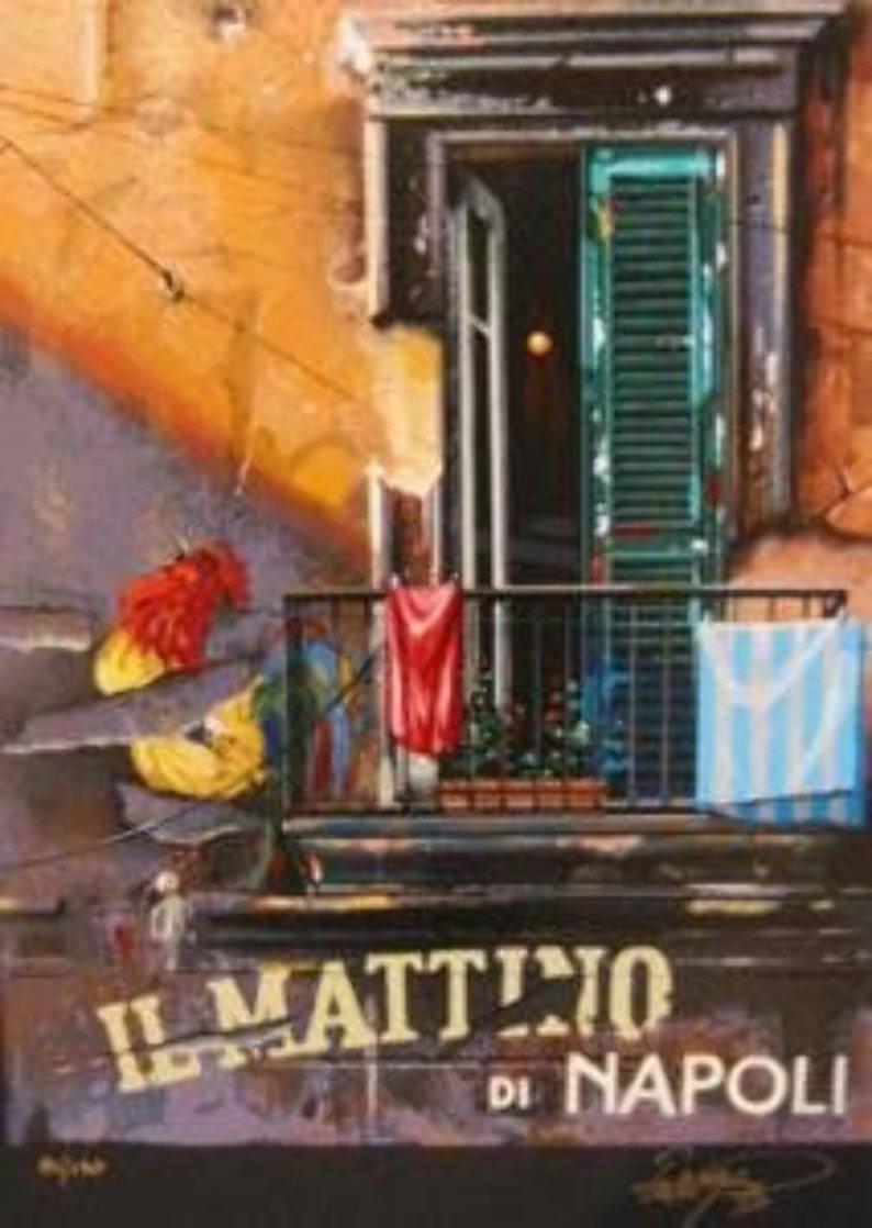 Italian Suite of 3 1996 Limited Edition Print by Thomas Pradzynski