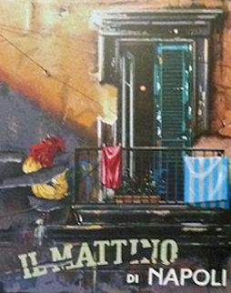 Italian Suite of 3 1996 Limited Edition Print - Thomas Pradzynski