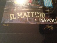 Italian Suite of 3 1996 Limited Edition Print by Thomas Pradzynski - 9