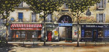 La Vieille Provence 1996 Limited Edition Print by Thomas Pradzynski