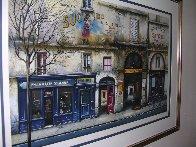 Rue St. Anne 1997 Limited Edition Print by Thomas Pradzynski - 3