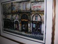 Rue St. Anne 1997 Limited Edition Print by Thomas Pradzynski - 2