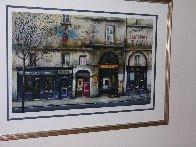 Rue St. Anne 1997 Limited Edition Print by Thomas Pradzynski - 1