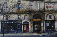 Rue St. Anne 1997 Limited Edition Print by Thomas Pradzynski - 0