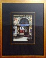 Cour St Antoine Limited Edition Print by Thomas Pradzynski - 1