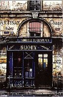 Le Bijoux from Clair de Lune Suite 2000 Limited Edition Print by Thomas Pradzynski - 0