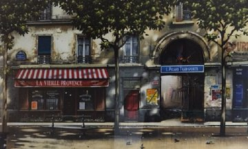 La Vielle Provence 1996 Limited Edition Print by Thomas Pradzynski