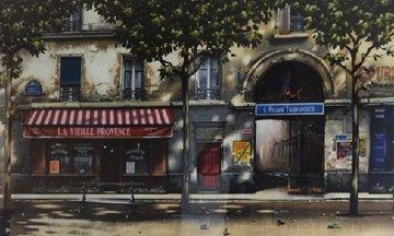 La Vielle Provence 1996 Limited Edition Print - Thomas Pradzynski
