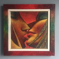 Fever AP Embellished Limited Edition Print by Andrei Protsouk - 1