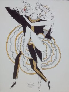 Tango  1999 Limited Edition Print by Andrei Protsouk