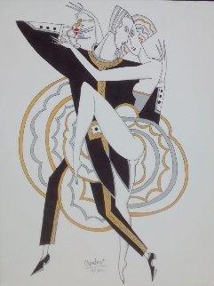 Tango  1999 Limited Edition Print - Andrei Protsouk