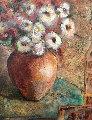 Cuadros 2002 40x34 Original Painting - Alicia Quaini