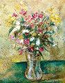Flores De La Ermita 2003 40x30 Original Painting - Alicia Quaini