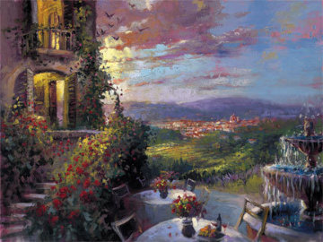 Passion of Florence Limited Edition Print by Steve Quartly